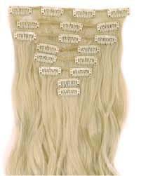 Hair Extension Clip Ins Cheap by Amazon Com S Noilite 24
