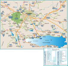 Map Of Riviera Maya Mexico by Guadalajara Area Map