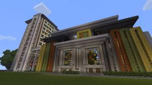 Minecraft Project Ideas Mall Shopping Center Beach Town Project Minecraft Project