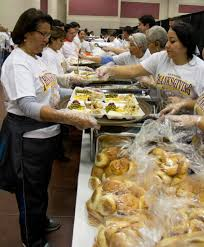thanksgiving help thanksgiving in the community wou newsflash team