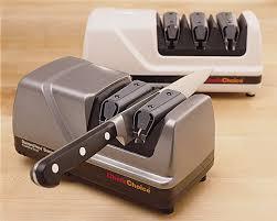 chef u0027schoice 320 electric knife sharpener williams sonoma