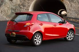 mazda 2 sport we hear styling of next mazda2 to be more feminine motor trend wot