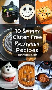 10 spooky gluten free halloween recipes dishing delish