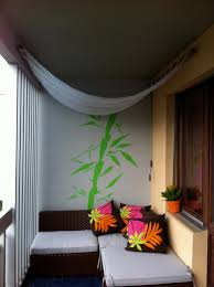 Balcony Decoration Diy Ugly Pillows Sweet Canopy House In