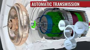 automatic transmission how it works youtube