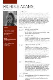 Sample Resume For College Professor by Teaching Assistant Resume Samples Visualcv Resume Samples Database