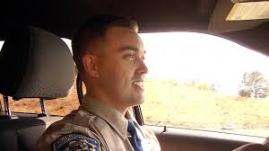 Chp Call Log by Chp Officer U0027s Random Act Of Kindness Helps Man Who Lost Wallet On