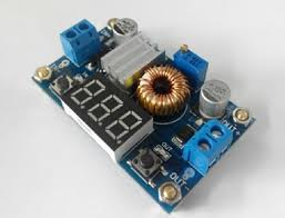 Jual Dc 5a 75w dc dc adjustable step module jual arduino jual