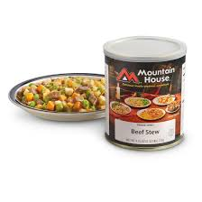 Mountain House Food Mountain House Freeze Dried Beef Stew 2 Pack 655711 Survival