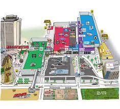 las vegas convention center floor plan sema