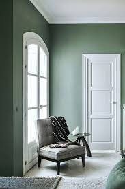 green colored rooms blue and green bedroom walls study colour farrow and ball green