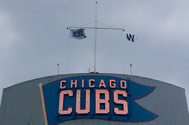 Cubs Flag Til There Exists A