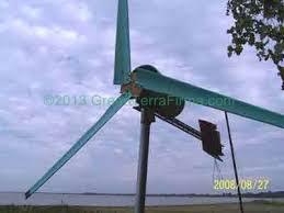 Backyard Wind Power Do It Yourself Diy Wind Turbine