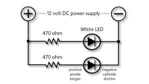 inexpensive white leds from christmas light sets gateway nmra