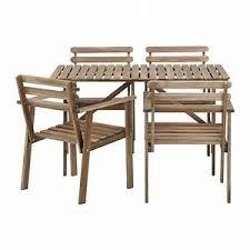 sedia da giardino ikea gallery of askholmen tavolo 4 sedie braccioli giardino ikea