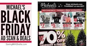 black friday magazine michael u0027s black friday ad 2015