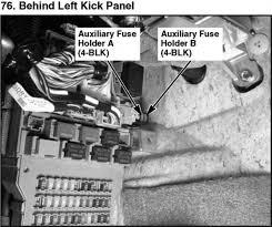 any idea where the console 12v cigarette lighter fuse is located