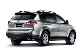 New Subaru 7 Seater New Subaru Tribeca Coming But Styling Path Still Unclear