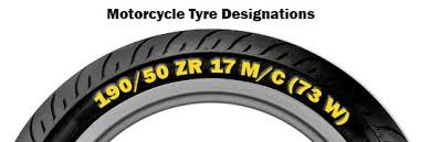Tire Conversion Chart Motorcycle Motorcycle Tyre Size Designations