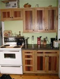 Kitchen Cabinets Diy by Kitchen Cabinet Made From A Pallet Stuff To Try Pinterest