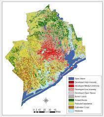map use land use land cover data houston galveston area council h gac