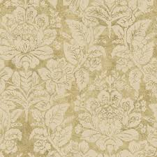 sis40546 off white bohemian damask wallpaper oasis by chesapeake