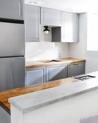 Kitchen Marble Design How We Polished A Mini Marble Countertop For The Garden Kitchen