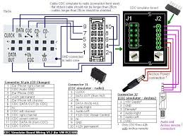 vag cd changer simulator cdc emulator and remote control for