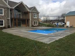 backyard fun pools frankfort home outdoor decoration