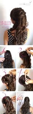 step bu step coil hairstyles worldabout us trends fashion and fashion week