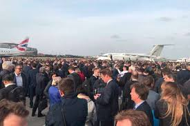 Spider Fire Alarm Meme - fire alarm blares at london city airport whilst passengers wait on
