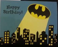 batman birthday cards handmade batman birthday card printable
