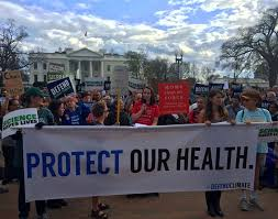 si e social air rally in washington d c against attack on clean air protections
