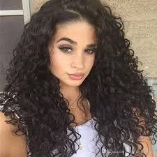 baby hair human hair wigs with baby hair new fashion indian water wave style