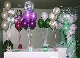 balloon party decoration ideas party favors ideas