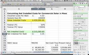 Macrs Depreciation Tables by Finance 101 For Solar Pv Professionals Heatspring Magazine