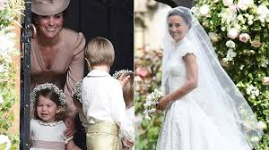 pippa middleton marries james matthews see the stunning wedding