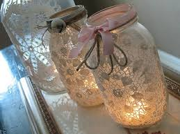 jars for wedding decorations rustic beautiful cheap