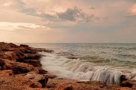washington oaks gardens state park palm coast florida waves