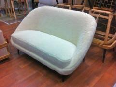 theo ruth theo ruth for artifort 1950s couch newly reupholstered