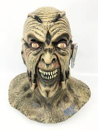 jeepers creepers mask jonathan breck signed jeepers creepers mask creeper