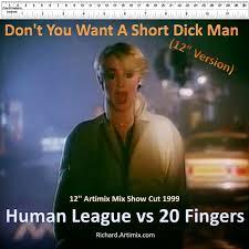 Small Dick Meme - best 80 s dance dj mixes in the dj world human league vs 20