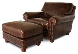 Restoration Hardware Recliner Leather Furniture For The Big Atlanta Chicago