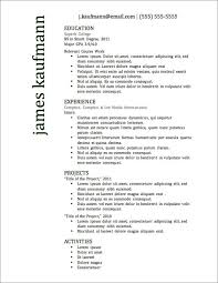 10 best resume formats free best resume formats turismoytravel co