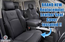 2010 dodge ram seat covers dodge ram 1500 leather seat covers velcromag