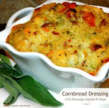 southern dressing recipe for thanksgiving bundt pan herbed corn bread dressing