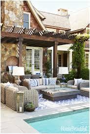 Inground Pool Landscaping Ideas Backyards Compact Backyard Pool Landscaping Small Backyard