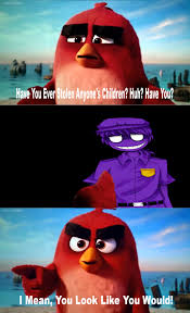 Meme Angry - my angry birds meme by pokekid333 on deviantart