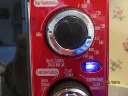 Hamilton Beach Toaster Convection Oven Hamilton Beach 6 Slice Toaster Convection Broiler Oven Red Model