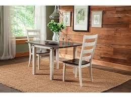 intercon dining room glennwood drop leaf dining table